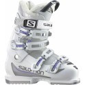 Salomon Divine 55 15/16 white/crystal trans./purple