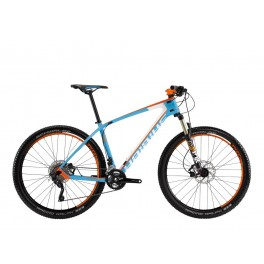 Haibike Freed 7.50 2016 cyan/orange/white