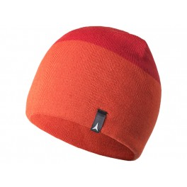 Atomic čepice Alps Reversible beanie br. red oboustranná