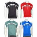 Cyklistický dres Pells 70 s černá, zelená