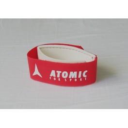 Skifix red Atomic - sucháč na lyže