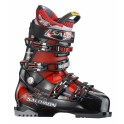 Salomon Mission RS 7 black/red VÝPRODEJ