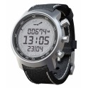 Suunto elementum Terra p/black leather - SS014523000