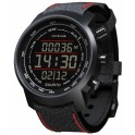 Suunto Elementum Terra n/black/red leather - SS019171000