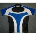 Cyklistický dres Freerace Jersey blue/black