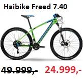 Haibike Freed 7.40