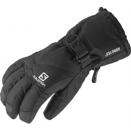 Salomon dětské (junior) rukavice Odyssey GTX JR black white ... 96bb237561