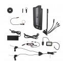 Baterie Apache Power System 36V/ 14,5 Ah Samsung rámová R6 + LCD přísl. (elektrosada)