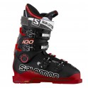Salomon X MAX 100  black/red