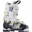 Salomon QST Access 80 W Anthracite Transluce/White/Acide Gr. 16/17