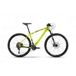 Haibike GREED HardSeven 4.0 22 r. XT mix lime/antracit/bílá žlutá 2017