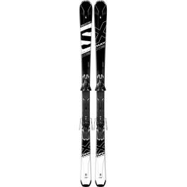 Salomon X-Max X12 black white + váz. XT12 Ti C90 17 18 - Bradský ... d5d3ebb02b