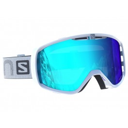 Lyžařské brýle Salomon Aksium White/Univ. Mid. Blue 17/18