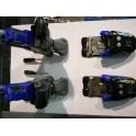 Vázání Marker M2.7 blu, DIN 2,5-9