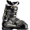 Salomon Mission 6 black/trans. VÝPRODEJ
