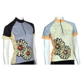 Cyklistický dres Pell's Tosca žlutý (Pells)