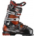 Salomon Mission RS 12 black/red VÝPRODEJ