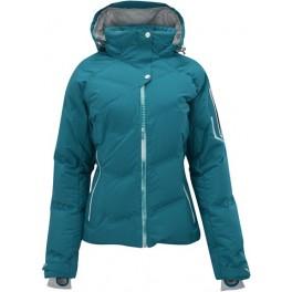 Salomon lyžařská bunda S-Line Down Jacket blu péřová TOP! - Bradský ... 4820760fed7