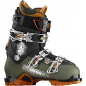 Salomon Quest Pro Pebax 110 black/trans. grey/orange